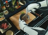 机器人厨师Moley