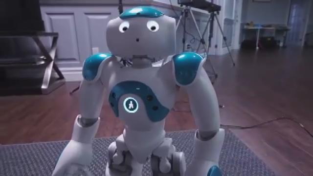 Nao机器人开箱全程视频