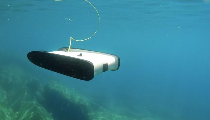 水下机器人Trident