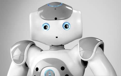 家用人形机器人NAO