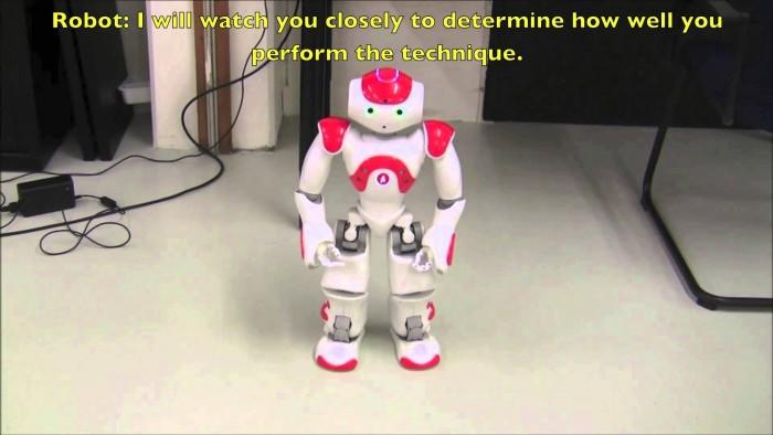 法国Aldebaran公司开发的机器人NAO