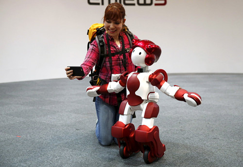 hitachi robot