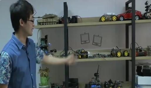 深圳创客偏僻出租屋