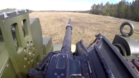 俄罗斯作战机器人