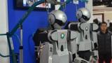 中国没有机器人 只有机器小人