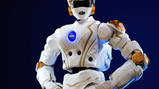 NASA太空机器人Valkyrie组装全程