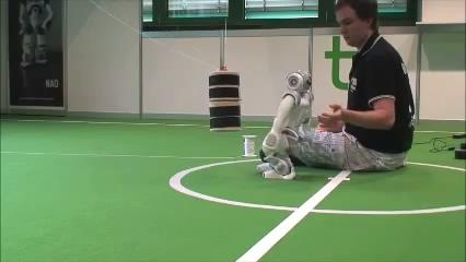 预防机器人跌倒 研究人员提出双足机器人反应性踏步算法