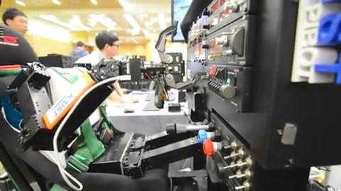 从起飞到着陆 韩国机器人PIBOT可全程自主驾驶飞机