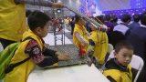 全球机器人小达人汇聚 WER世锦赛上海开赛