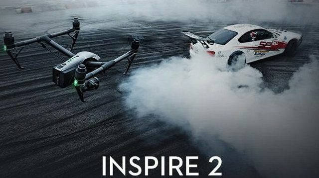 大疆发布Inspire 2无人机