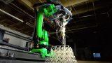 建筑的未来:机器人打印建筑