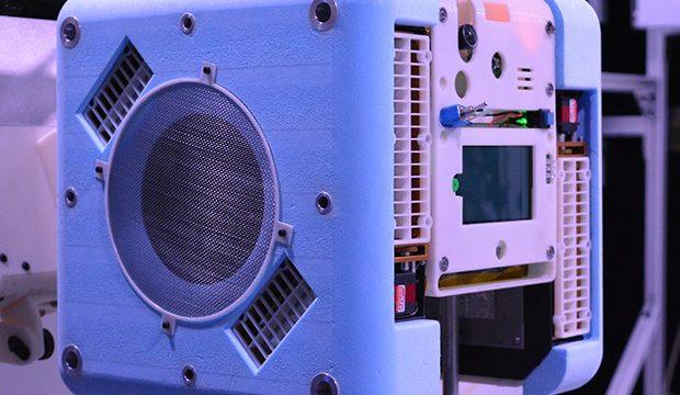 NASA的国际空间站机器人Astrobee