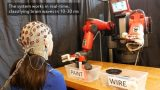 MIT的新成果:用意念控制机器人
