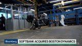 软银为何收购机器人公司波士顿动力