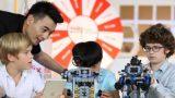 """英国《金融时报》:中国教育机器人""""将重塑日本儿童的未来"""""""