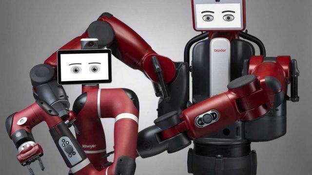 HAHN集团收购了Rethink Robotics的专利和商标