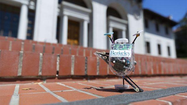 美国加州大学跳跃机器人获自动化大奖