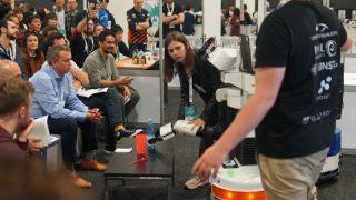 又靠刷马桶 这台机器人获得机器人世界杯冠军